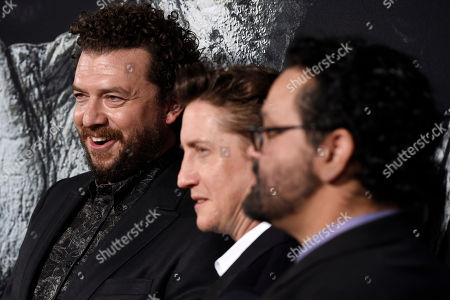 Danny McBride, David Gordon Green, Jeff Fradley