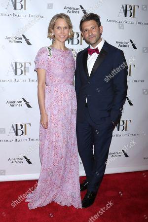 Editorial photo of American Ballet Theatre Gala, New York, USA - 17 Oct 2018