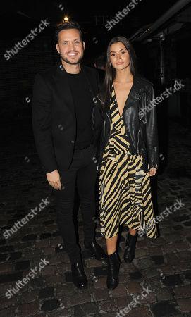 Jade Lewis and Jamie Reed
