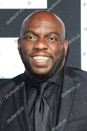 United States actor and cast member Omar Dorsey arrives at the premiere of Halloween at the TCL Chinese Theatre IMAX in Los Angeles, California, USA, 17 October 2018. The film opens in the US 19 October 2018.