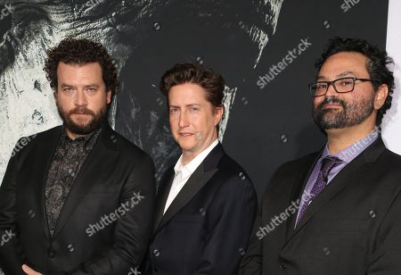 Stock Picture of Danny McBride, David Gordon Green, Jeff Fradley