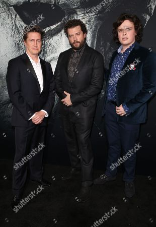 Stock Image of David Gordon Green, Danny McBride, Drew Scheid