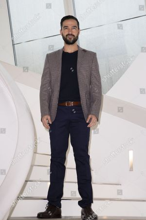 "Alfonso Herrera (actor) for ""Talent Presented by FOX"""
