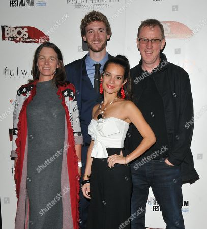 Editorial picture of 'After The Screaming Stops' premiere, BFI London Film Festival, UK - 17 Oct 2018