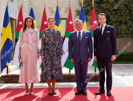Swedish Royals visit to The Middle East