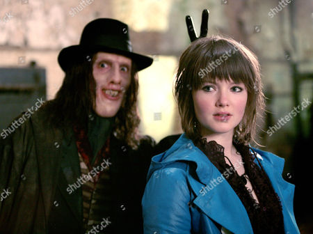 'Demons'   TV Martin Hancock and Holliday Grainger
