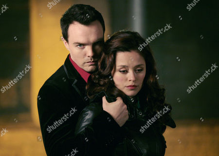 'Demons'   TV Ciaran McMenamin and Zoe Tapper