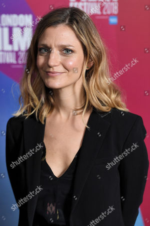 Editorial picture of 'The Kindergarten Teacher' premiere, BFI London Film Festival, UK - 18 Oct 2018