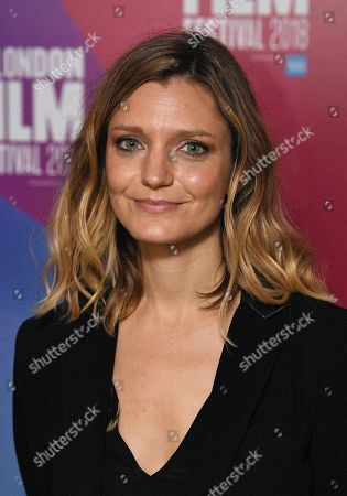 Editorial image of 'The Kindergarten Teacher' premiere, BFI London Film Festival, UK - 18 Oct 2018