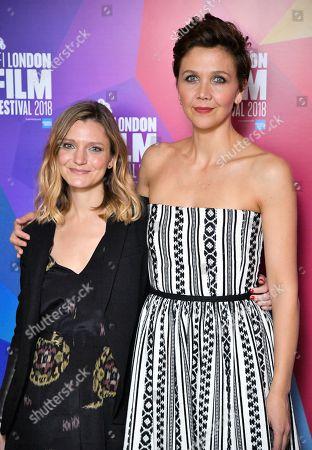 Sara Colangelo and Maggie Gyllenhaal