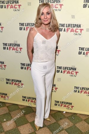 Editorial picture of 'Lifespan of a Fact' Broadway play opening night, Arrivals, New York, USA - 18 Oct 2018