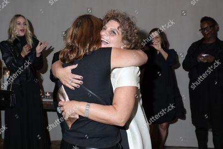 Paula Weinstein, Dianna Agron, Maryam Keshavarz, Suja Araj and Effie T. Brown
