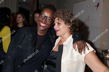 Effie T. Brown and Suha Araj