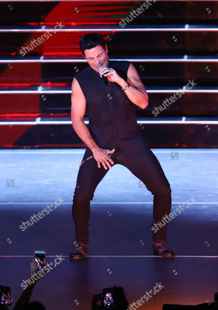 Stock Photo of Chayanne