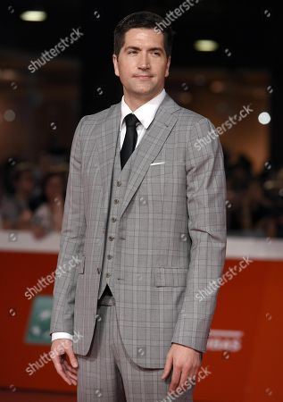 US filmmaker Drew Goddard arrives for the premiere of 'Bad Times at the El Royale' at the 13th annual Rome Film Festival, in Rome, Italy, 18 October 2018. The film festival runs from 18 to 28 October.