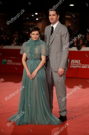 Director Drew Goddard and Cailee Spaeny