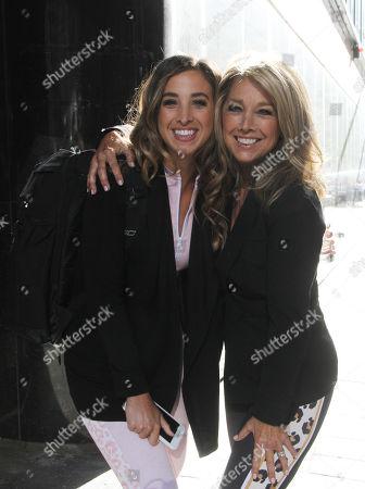 Katie Austin and Denise Austin