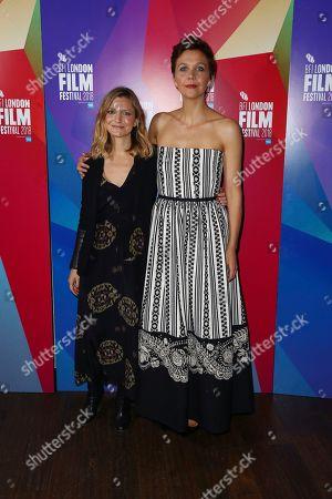 Maggie Gyllenhaal, Sara Colangelo