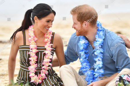 Prince Harry and Meghan Duchess of Sussex tour of Australia, Day 4