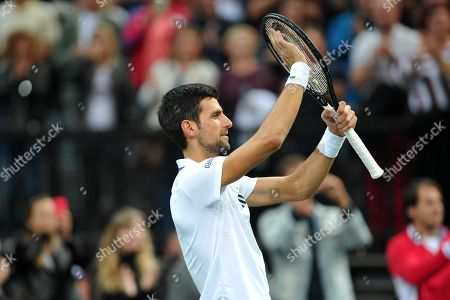 The main star guest of the event will be the former first player of the world and Wimbledon champion Serbia's Novak Djokovic.