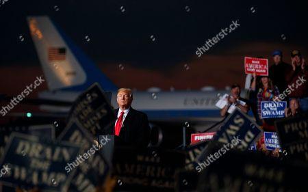 Donald Trump visit to Montana