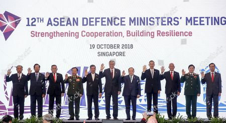 12th ASEAN Defence Ministers Meeting, Singapore