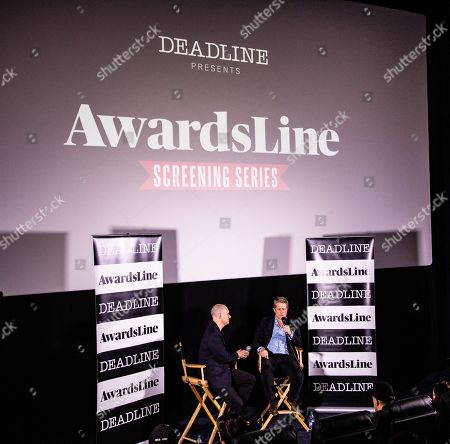 Editorial image of 'A Very English Scandal' film panel discussion, New York, USA - 18 Oct 2018