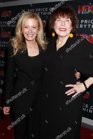 Jennifer Blei Stockman and Marilyn Minter