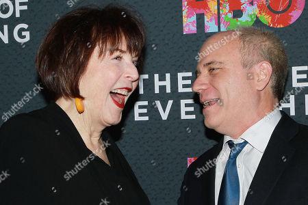 Marilyn Minter and Nathaniel Kahn