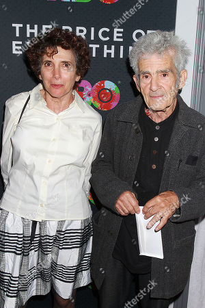 Paula Poons and Larry Poons
