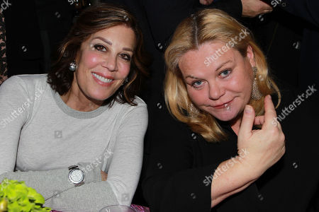 Peggy Siegal and Katerina Otto-Bernstein