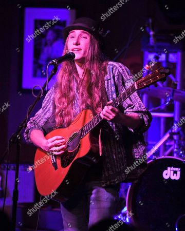 Stock Picture of Sawyer Fredericks