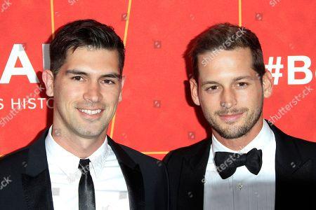 Andres Camilo (L) and Max Emerson