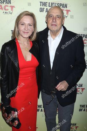 Kasia Tambor and Jeffrey Tambor
