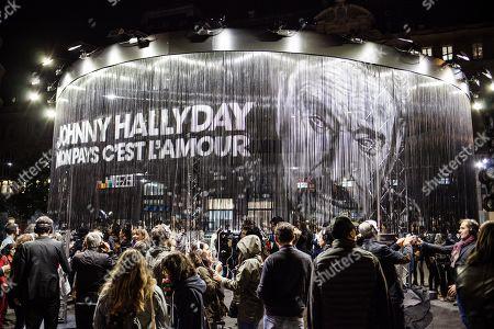 Johnny Hallyday posthumous album released