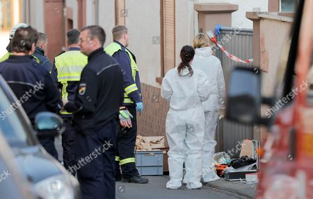 Two dead in shooting incident, Kirchheim