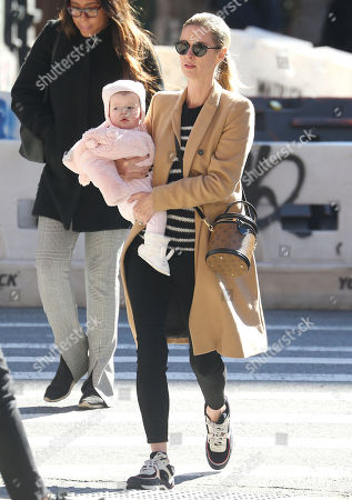 Nicky Hilton Rothschild and Lily Grace Victoria Rothschild