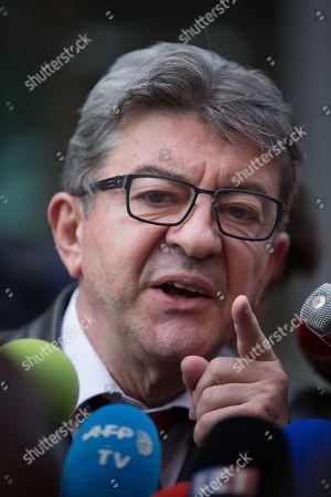 Jean-Luc Melenchon under police investigation, Nanterre