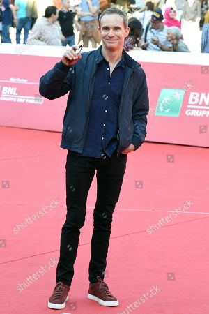 Editorial picture of 'Measure of a man' photocall, Rome Film Festival, Italy - 19 Oct 2018