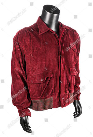 Jack Torrance's (Jack Nicholson) jacket from Stanley Kubrick's horror film The Shining.