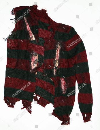 Freddy Krueger's (Robert Englund) Torn Jumper