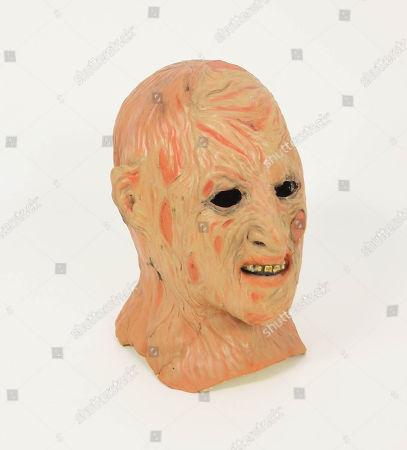 Freddy Krueger (Robert Englund) Mask
