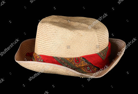 The Doctor's (Sylvester McCoy) hat from the long-running British sci-fi TV show Doctor Who.
