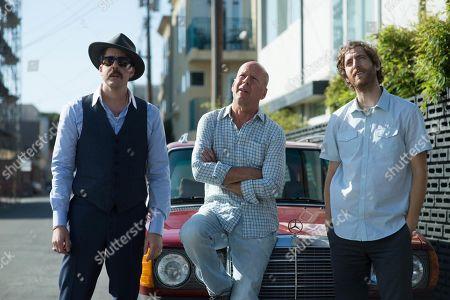 Adam Goldberg, Bruce Willis, Thomas Middleditch