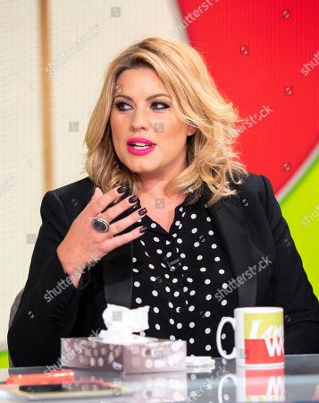 Editorial photo of 'Loose Women' TV show, London, UK - 19 Oct 2018