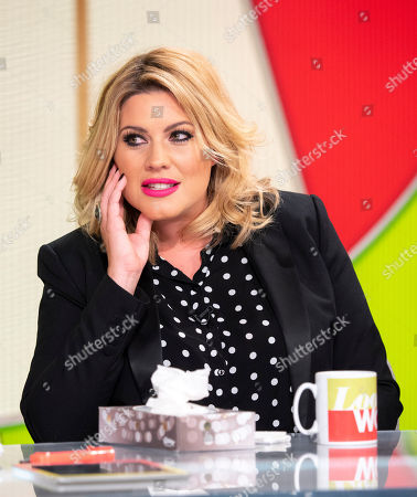 Editorial picture of 'Loose Women' TV show, London, UK - 19 Oct 2018