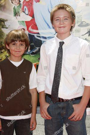 Preston Bailey and Brennan Bailey