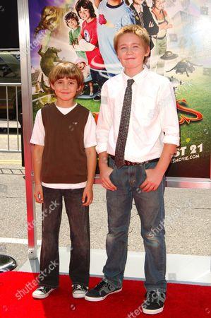 Preston and Brennan Bailey