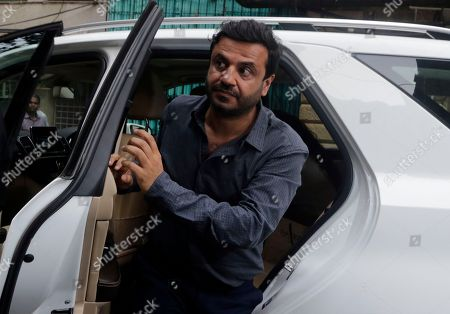 Stock Photo of Bollywood film Director Vikas Bahl arrives at a court in Mumbai, India, . On Oct. 7, an unnamed former employee at Phantom Films writing in the Huffington Post described allegations she had made in 2015 against Bahl, one of the company's partners, whom she said behaved inappropriately during a trip to Goa. The following day, company partners Anurag Kashyap and Vikramaditya Motwane dissolved Phantom Films. Bahl has filed a defamation suit against his former partners