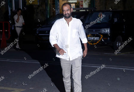 Stock Photo of Bollywood film producer Madhu Mantena, who was one of the four partners of Phantom Films, arrives at a Court in Mumbai, India, . On Oct. 7, an unnamed former employee of the company writing in the Huffington Post described allegations she had made in 2015 against Vikas Bahl, one of the company's partners, whom she said behaved inappropriately during a trip to Goa. The following day, company partners Anurag Kashyap and Vikramaditya Motwane dissolved Phantom Films. Bahl has filed a defamation suit against his former partners
